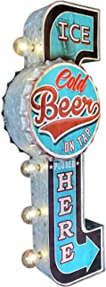 Best ice cold beer sign Reviews