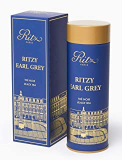 TWG Singapore - The Finest Teas of the World - Ritzy Earl Grey Tee - 100gr Dose
