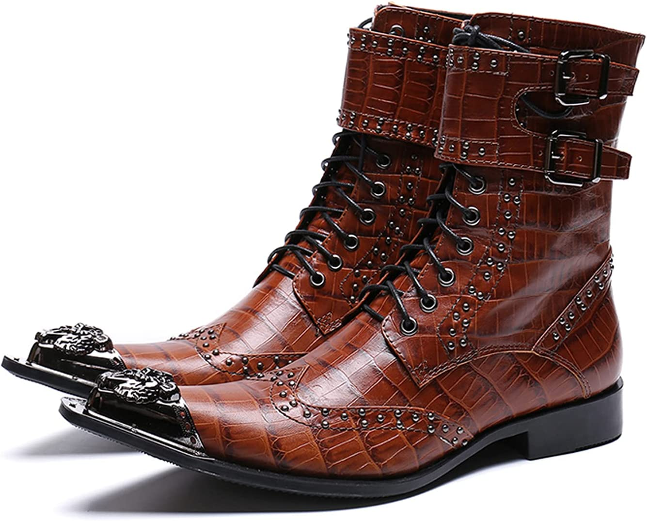 Max 81% OFF Dark Brown Pointed Toe Chelsea Rider Reservation Side Zipper wit Boots