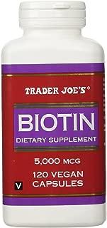 biotin trader joes