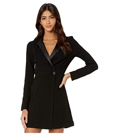 BCBGeneration Blazer Dress GEF60N70 (Black) Women