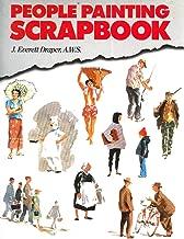 People Painting Scrapbook