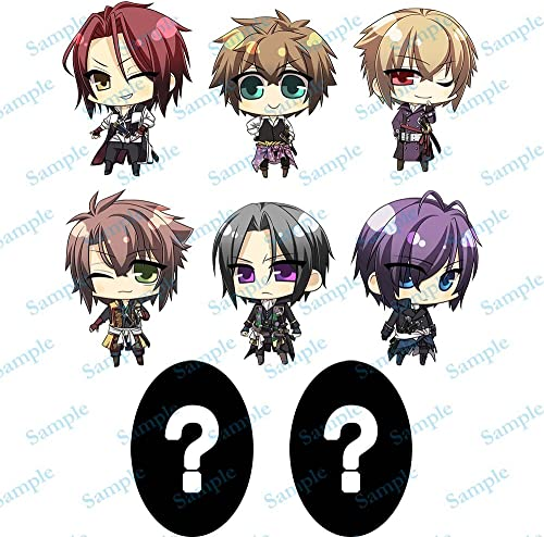 Hakuoki Couture Collection Figure ver BOX (japan import)