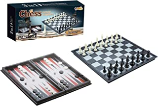 Best Toy magnetic chess 3 in 1, 13-98703