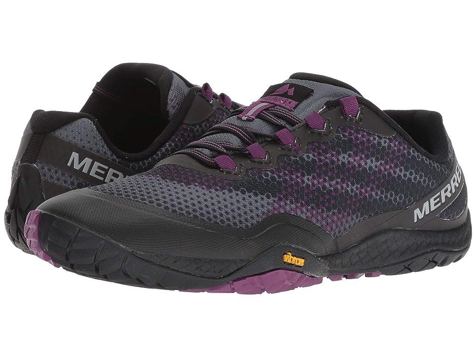Merrell Trail Glove 4 Shield (Black/Purple) Women