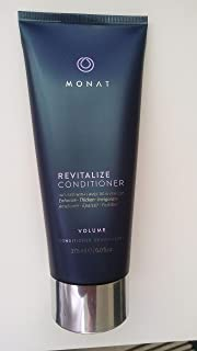 Monat Conditioner-Women's Natural Hair Regrowth Leave in Intense Repair Tretment Revitalize Hair Care Products Intense Natural by MONAT Beuty