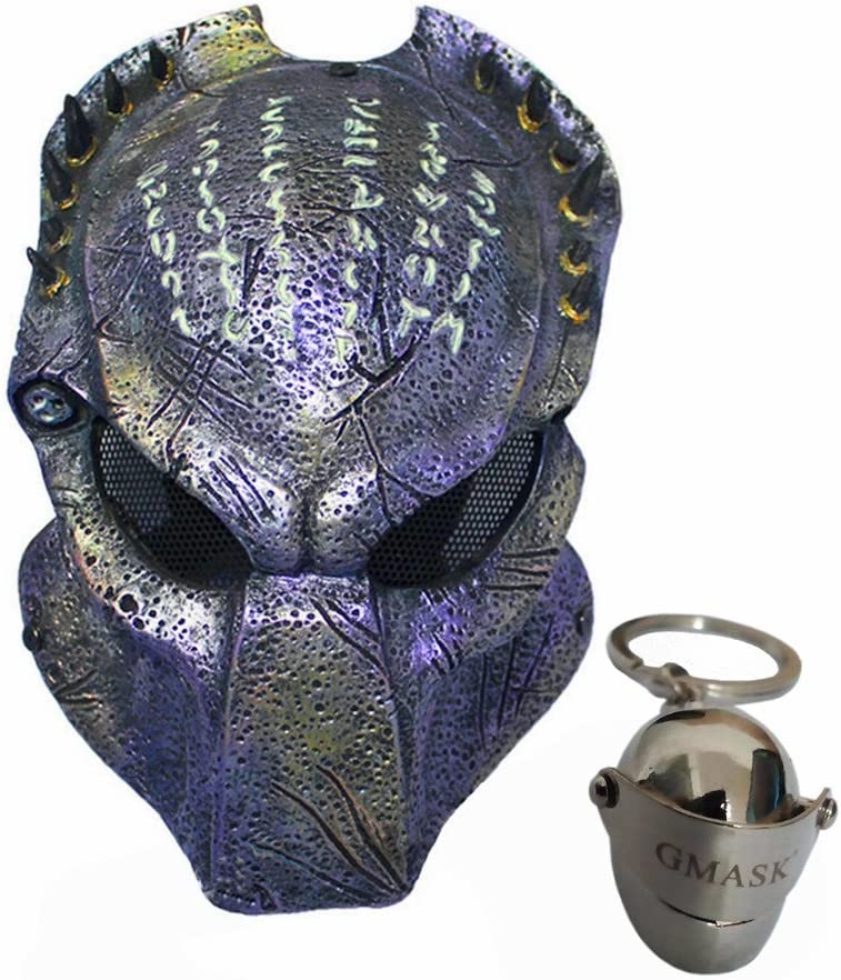 Gmasking Predator Alien Warrior Sale Special Price Wolf Challenge the lowest price of Japan ☆ Party Cos Halloween Airsoft
