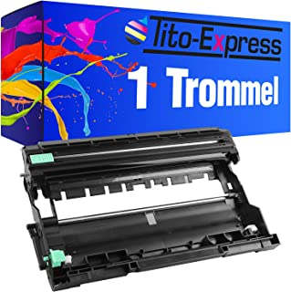 Tito-Express Platinum Serie 1x Trommel Super-XL voor Brother DR2400 DR-2400 DR 2400 DCP HL MFC L DCP-L HL-L MFC-L 2310 235...