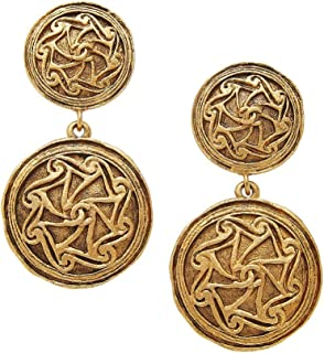 Best chanel gold earrings Reviews