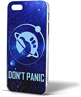 Hitchhiker's Guide To The Galaxy for iPhone Case (iPhone 6s White)