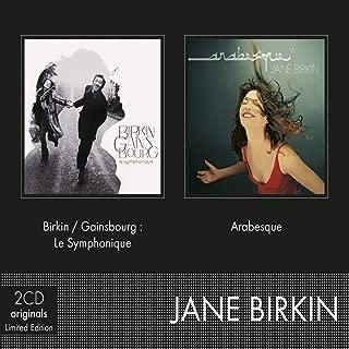 Coffret 2CD(Birkin/Gainsbourg:Le Symphonique&Arabe
