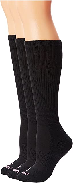Dan Post Dan Post Cowgirl Certified Over the Calf Socks 3 pack