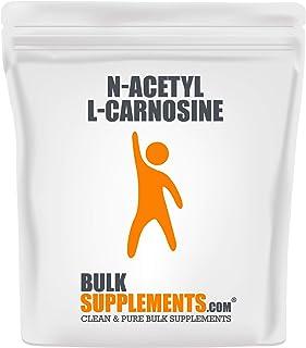 Bulksupplements N-Acetyl L-Carnosine Powder (10 Grams)