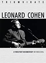 Leonard Cohen - Triumvirate (Deluxe 3 DVD Set) by Leonard Cohen