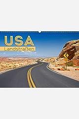 USA Landstraßen (Wandkalender 2022 DIN A2 quer) Kalender