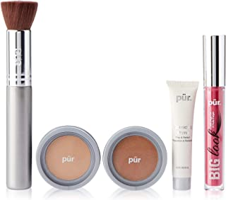 PUR Cosmetics Best Sellers Starter Kit, Light Tan