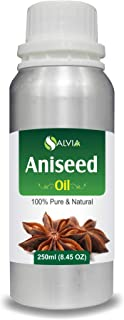 Aniseed Oil 100% Natural Pure Essential Oil 250ml