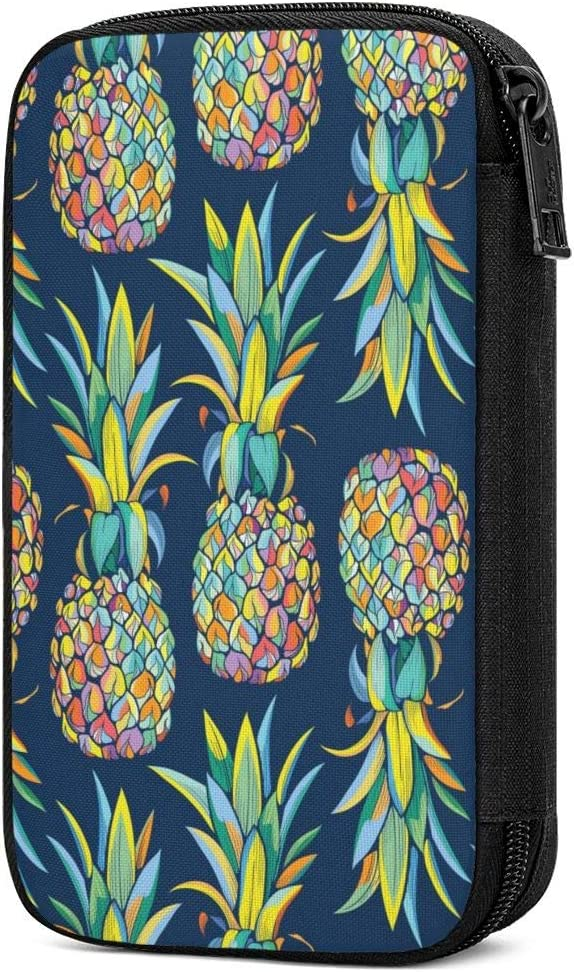 Osvbs Colorful Pattern with Electronics Pineapples Bag Organizer Bombing new work Max 67% OFF