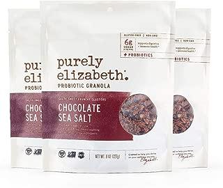 Best chocolate sea salt probiotic granola Reviews