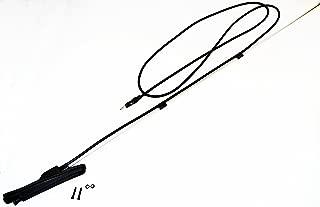 AntennaMastsRus - Manual Antenna is Compatible with Geo Tracker - Suzuki Sidekick - Suzuki Vitara - Suzuki Grand Vitara - Suzuki XL-7 - Retractable AM-FM