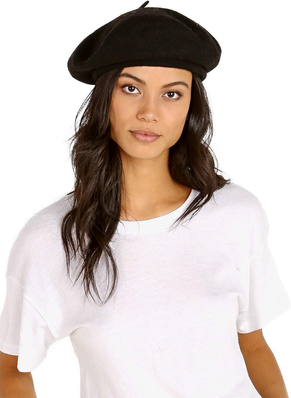 Brixton Women's Audrey Beret Hat
