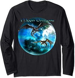 Moon Dragons T-Shirt