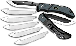 Outdoor Edge Razor-Lite Replaceable Blade Tactical Hunting EDC Folding Pocket Knife