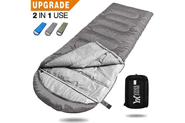 cff6f6cf962c Best lightweight backpacking sleeping bags for adult | Amazon.com