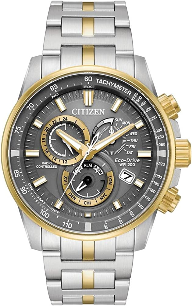 Bargain sale Citizen Ranking TOP11 Watches AT4124-51H Eco-Drive One Size Two-Tone