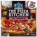 Chicago Town The Pizza Kitchen Deli Pepperoni Pizza, 355 g (Frozen)