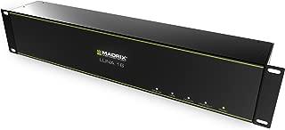 MADRIX LUNA 16 DMX Ports Rackmount Art-Net node to DMX512 USB Interface IA-DMX-001015