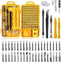 Precision Screwdriver Set, Apsung 110 in 1 Professional Screwdriver set, Multi-function Magnetic Repair Computer Tool Kit ...