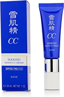 Kose Sekkisei White CC Cream SPF50+ PA++++ - # 01 Light Ochre 26ml/1oz