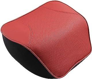QDY Memory Foam-nackkudde för bilsäte, bilsäteshalsstödkudde för att köra, skydda nacke och ryggkotor - bilhalskuddar (fär...