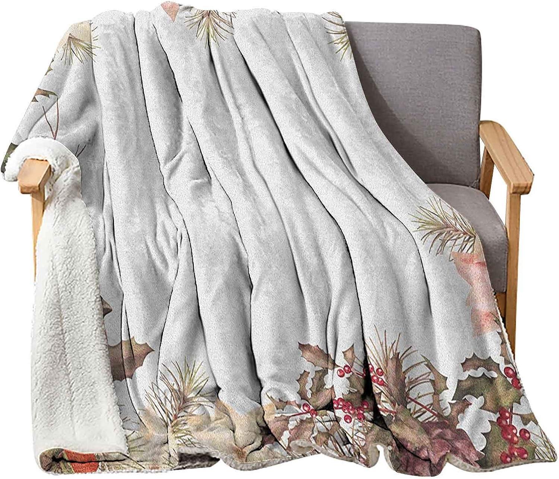 Interestlee New Year Baby Blanket 50
