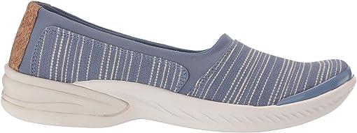 Blue Shadow Sonoma Stripes