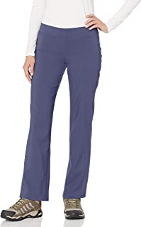 Columbia Women's Back Beauty Straight Leg Pant, Stain Repellent, Sun Protection