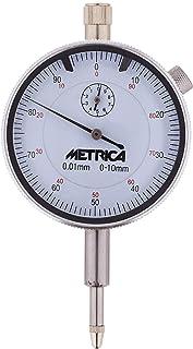 Metrica 41019 Comparateur de précision 0-10 mm