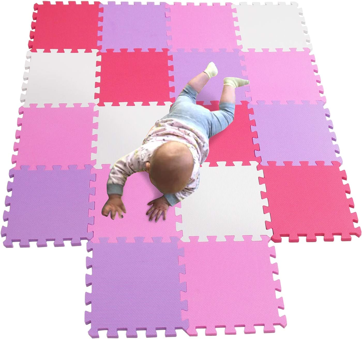 MQIAOHAM Baby Play mats Soft Puzzles jigsaws overseas Shape Puzzle for ev Free shipping on posting reviews