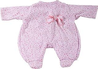 Götz 3402493 Puppenkleidung für Babypuppen, Design millefleur, Puppenkleidung passend für Puppengrößen 30 - 33 cm