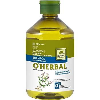 Benessence - Champú Cabello Graso Orgánico en Aloe Vera Orgánico - 250 ml: Amazon.es: Belleza