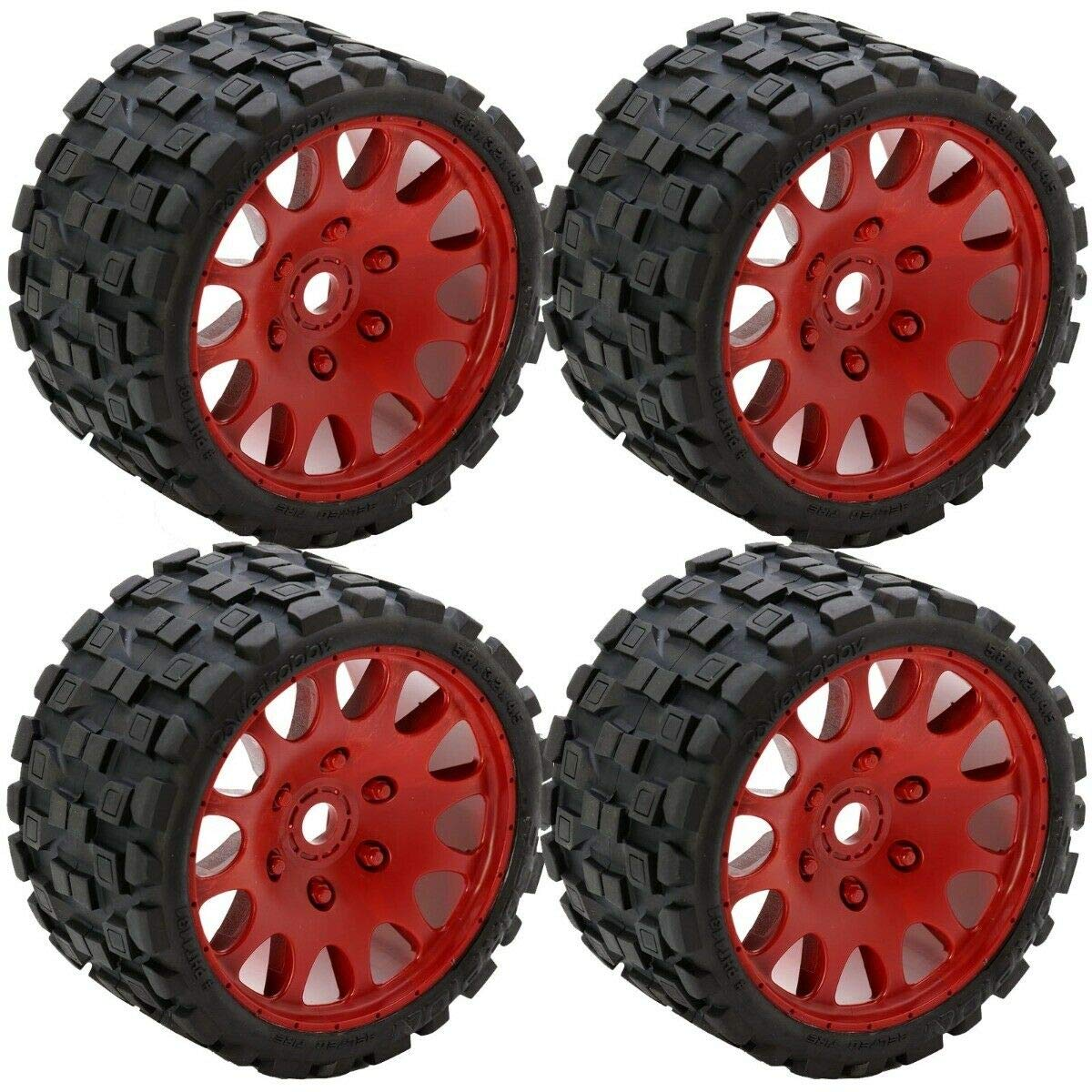 PH PPIowerHobby Scorpion Belted Monster w Tires Wheels Don't miss the campaign Truck 17m Manufacturer direct delivery