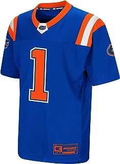 Colosseum University of Florida Gators Youth Football Jersey Replica Jersey Tee