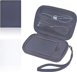 Samsung T1/T3/T5 シリーズ SSDに対応 収納 保護 EVAケース&外付け シリコンケース シリコン保護カバー ポータブル 防震/防塵/防衝撃/耐圧力