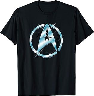 Star Trek: The Original Series Starfleet Shining Emblem T-Shirt