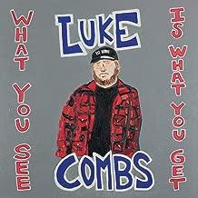 luke combs cd