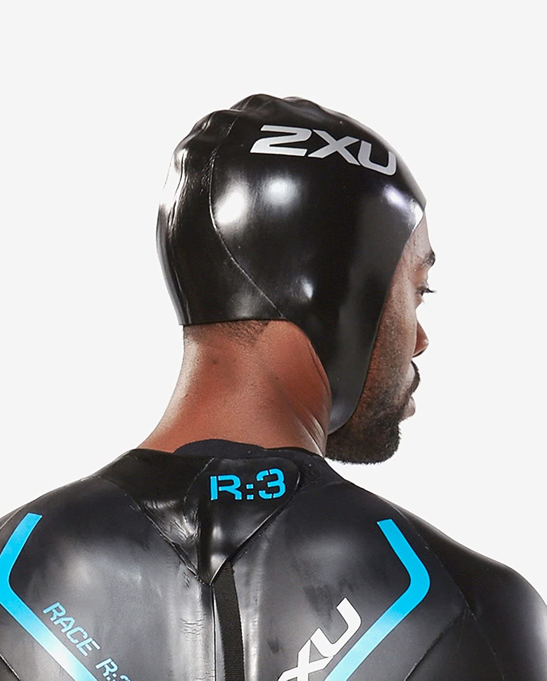 2XU Gorro de nataci/ón Unisex de Neopreno