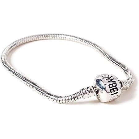 HARRY POTTER - Silver Charm Bracelet - 21cm : P.Derive