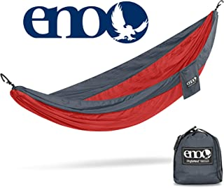 ENO - Eagles Nest Outfitters SingleNest Hammock, Portable Hammock for One
