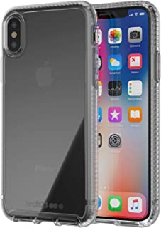 cover for Apple iPhone X pure clear by tech21